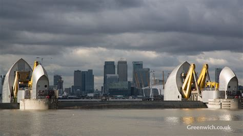 thames barrier high tide thames barrier is closed for first time this winter due to