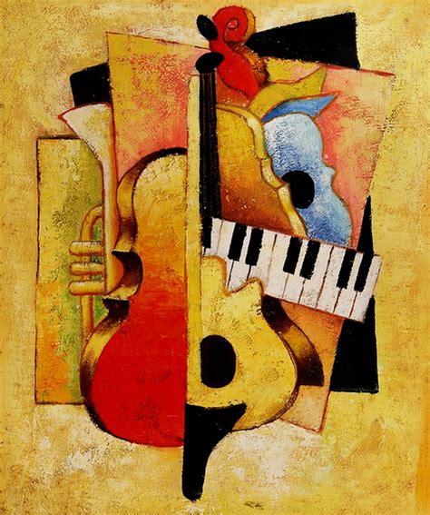 imagenes de motivos musicales cuadros modernos pinturas y dibujos cuadros con