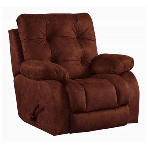 lay flat recliner catnapper watson lay flat recliner in burgundy 15207126340