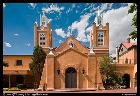 picture photo church san felipe de neri albuquerque new