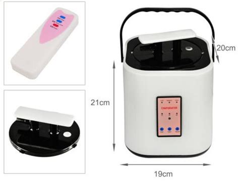 Spa Portable Steam Sauna New 1 new family sauna steam box skin spa portable steam sauna indoor loss weight slimming room tent