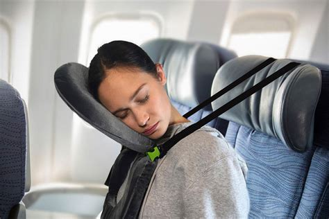This Unusual Travel Pillow Lets You Sleep In 5 Different Ways When Flying   MIKESHOUTS