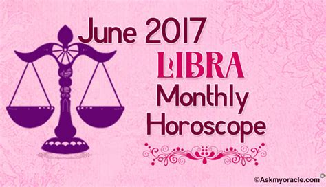 Libra Monthly Horoscope by Genuine Horoscope With Ask Oracle