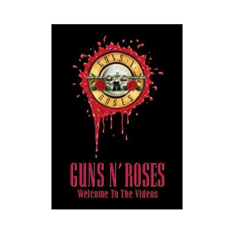 Dvd Musik The Roses The Dvd by The Store Guns N 180 Roses Welcome To The Dvd