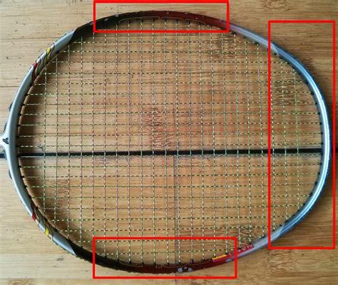 head light tennis racket turning head light badminton rackets into head heavy