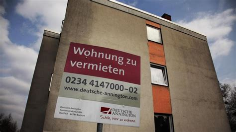 Wohnung Zu Vermieten Immobilien by Deutsche Annington Will Weitere Wohnungen Kaufen Welt
