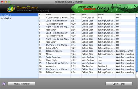 download mp3 converter for mac os x tuneclone audio converter for mac is the mac m4p to mp3