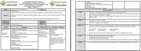 planeaciones para primaria primer grado 2014 2015 planeaciones del segundo grado del primer bloque del ciclo
