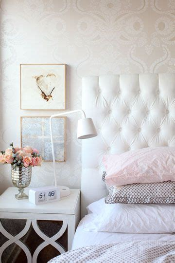girly headboards lamb blonde oh so pretty bedrooms