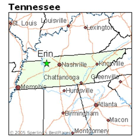 Average Rent Cost best places to live in erin tennessee