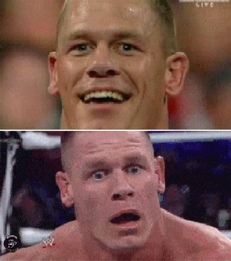 Memes De John Cena - john cena happy sad blank template imgflip