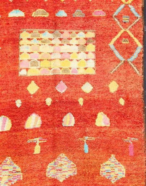 large moroccan rug large vintage moroccan rug for sale at 1stdibs