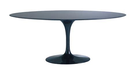 malik gallery collection eero saarinen oval tulip dining table