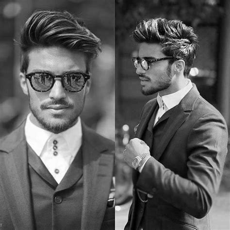 Hairstyles For Guys With Medium Hair Length by 75 S Medium Hairstyles For Thick Hair Manly Cut Ideas