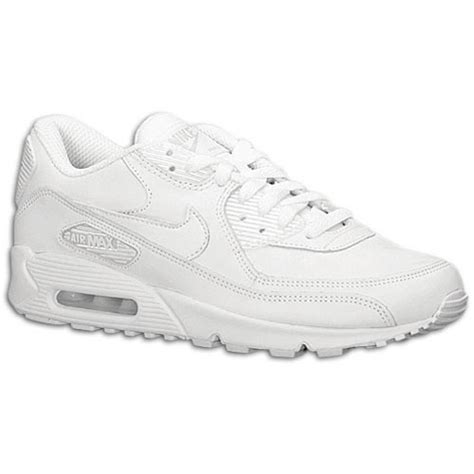 nike air max 90 s white sports shoes sneaker cabinet