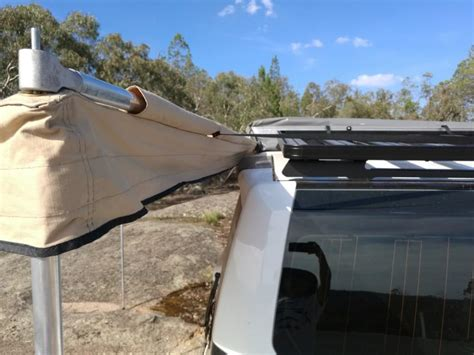 batwing awning antenergy 2 5m skywing batwing awning roof top tent camper