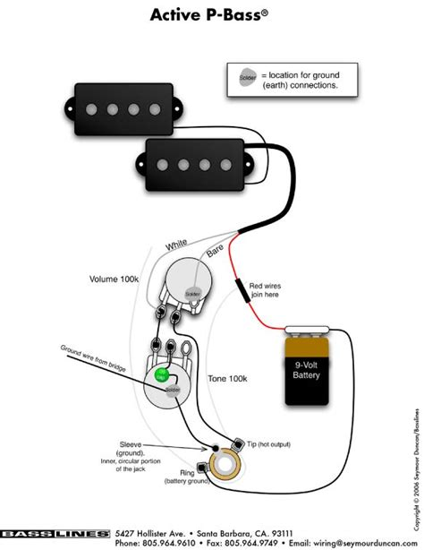 active jazz bass wiring diagram image collections wiring