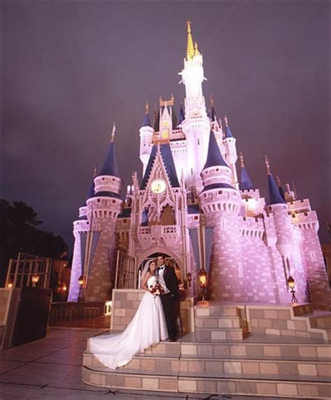 Wedding In Disneyland by No Day More Than A Wedding Day Fairytale