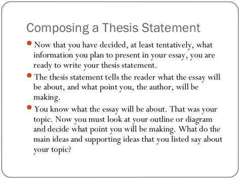 Basic Guide To Essay Writing by Basic Guide To Writing An Essay