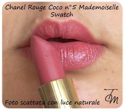 Chanel Lipstick Vs Mac chanel coco 5 mademoiselle swatch su bocca dupes lipsticks dupes