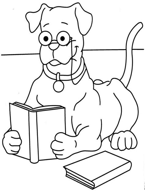 coloring pages girl reading reading book coloring page coloring home