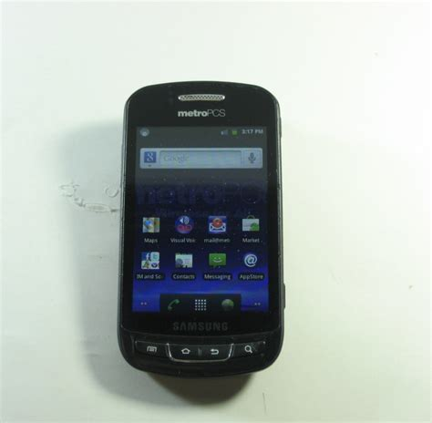 metro pcs android phones samsung admire r720 android touch 3g cdma phone metro pcs blk c stock ebay