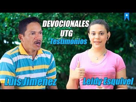 predicas cristianas en vivo 25 01 2016 youtube testimonio luis jimenez devocionales utg presenta leii