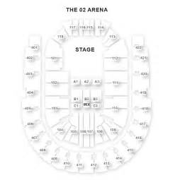 02 arena floor plan the o2 arena seating plan
