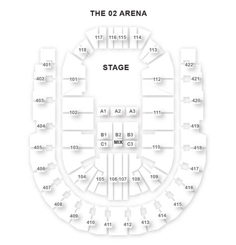 o2 floor plan o2 arena floor seating plan arena free download home plans