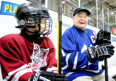 hockey player dies on bench don hall johnstown s mr hockey dies at 87 sports