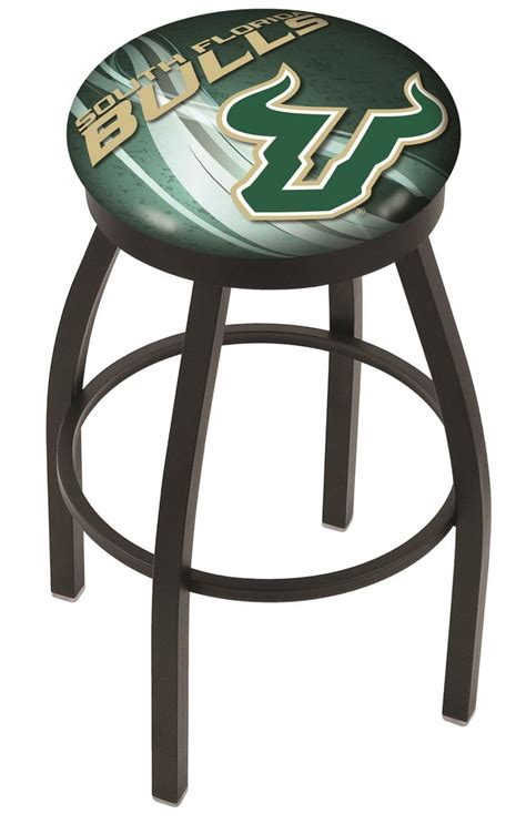 Bar Stools South Florida by South Florida Bar Stool W Official College Logo Family