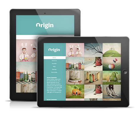 theme wordpress origin origin wordpress photo theme ajax infinite scroll like