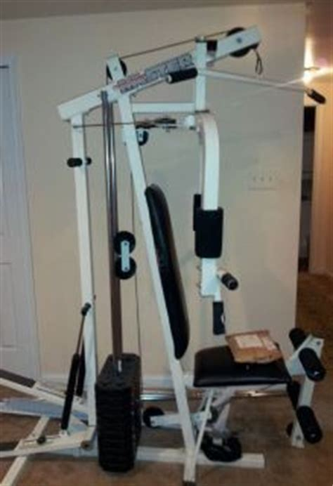 weider pro 9930 home manual free