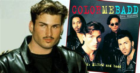 color me badd i wanna you up after problems color me badd singer has major