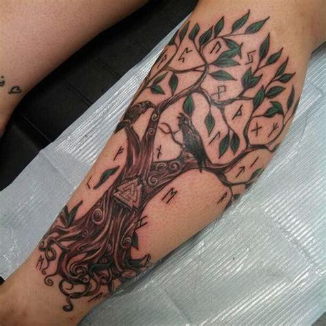yggdrasil tattoo yggdrasil