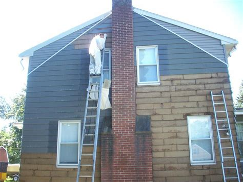 how to paint siding on a house can you paint asbestos roof tiles best image voixmag com
