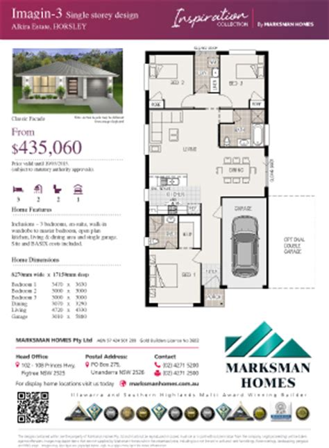 house and land packages marksman homes illawarra and