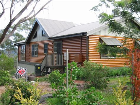 appalachian log homes in emu plains sydney nsw building