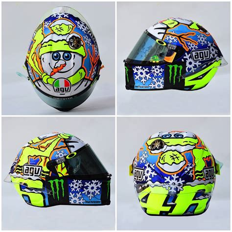 Helm Agv Vr 46 agv corsa winter test 2016 helmet vr46 bmw s1000rr forums bmw sportbike forum