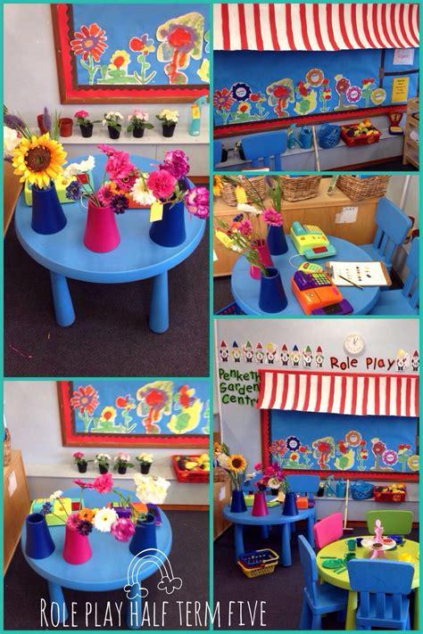 garden centre role play lovely idea  springsummer