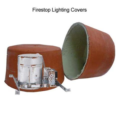 fire rated light enclosure tenmat protection coupe feu sans outils pour