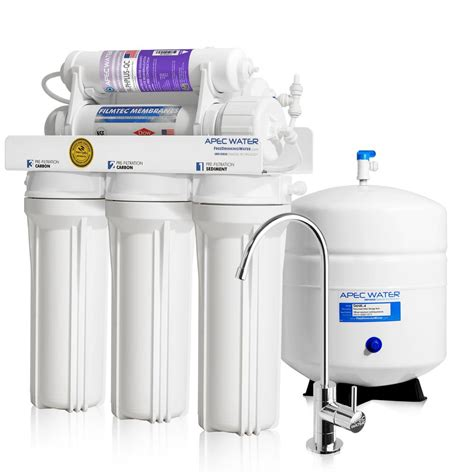 best under reverse osmosis system apec water systems ultimate premium quality 90 gpd ph
