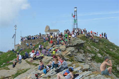 biella camino alpini il programma pellegrinaggio al monte camino