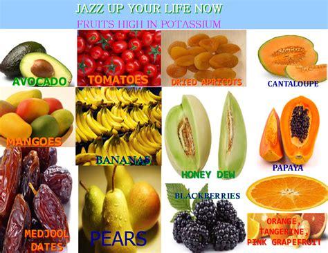 fruit high in potassium fruits high in potassium