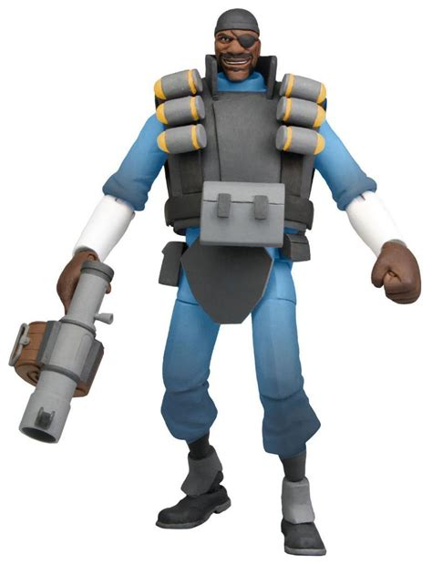 Neca Scaler Arrow neca gives fans a pyro demoman of their own tomopop