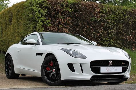 jaguar f type 3 0 v6 s jaguar f type 3 0 v6 s coupe automatic gkirby collection