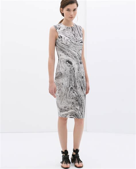 Trend Alert Print Dresses trend alert marble prints for of t o