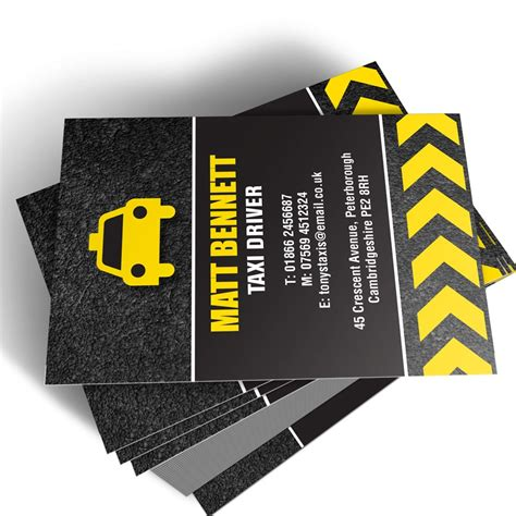 cab driver business card template taxi driver templated business card 1 able labels