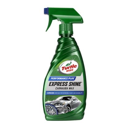 Turtle Wax Metalic Car Wax 473ml by Original Turtle Wax 174 Performance Plus Express Shine