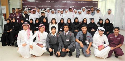 Mba Colleges In Qatar Doha by Qatar Airways Offers Leadership Programme For